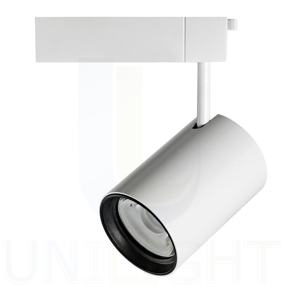 Reflektor szynowy LED Neutralna barwa 30W 3 fazowy