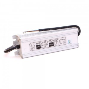 Zasilacz LED - IP67 - 60W 12V