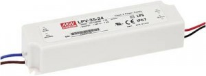 LPV-35-24  Zasilacz led  35W -24V DC ip67